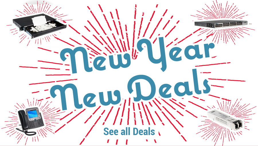 New Year New Deals