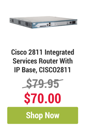 CISCO2811