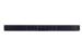 Kendall Howard 1U Vented 4-Point Adjustable Shelf