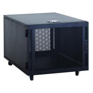 Kendall Howard 8U SOHO Server Rack with Doors