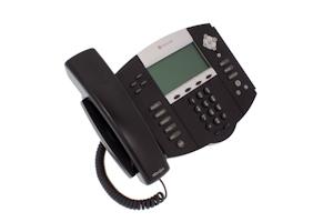 Polycom SoundPoint IP 550 Phone