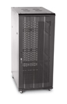 """LINIER 27U 19"""" Cabinet with Vented Front and Rear Doors"""