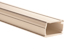 Cable Raceway, 1.75&quot; x 6', Beige