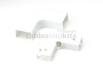 Cable Raceway Inside Corner Elbow, White, 1.75""