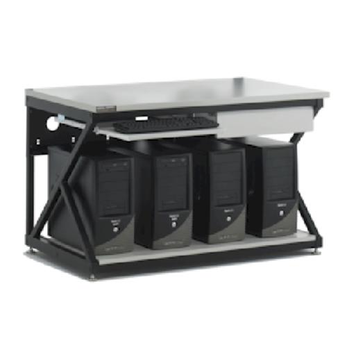 "Kendall Howard 48"" Performance Work Bench with Full Bottom Shelf"