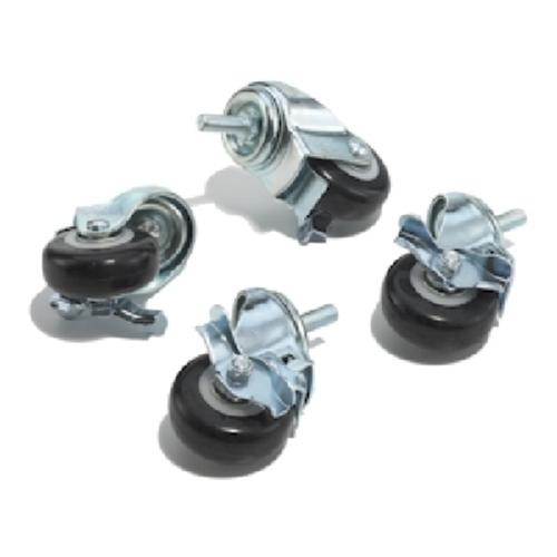 Kendall Howard Set of 4 Locking Swivel Casters