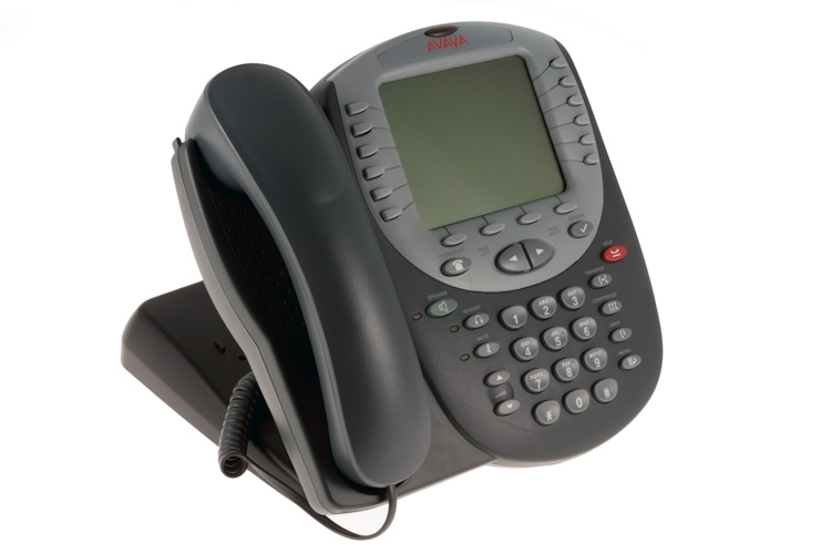 Avaya Twelve Line IP Phone with Two Port Switch, 700381544