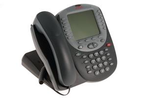 Avaya Twelve Line IP Phone with Two Port Switch, 700381544