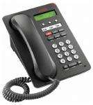 Avaya 1603SW-I Three Line IP Phone, Charcoal, NEW