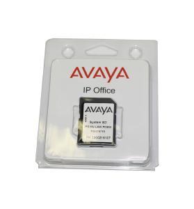 Avaya IP500 V2 System SD Card - Mu-Law Version, NEW