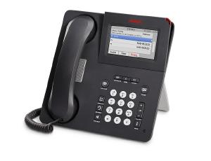 Avaya 9621G Color Touchscreen IP Phone, Charcoal, NEW