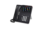 Avaya 9641G Color Touchscreen IP Phone, Charcoal, NEW
