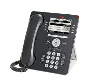 Avaya 9508 Eight Line Digital Phone, Charcoal, NEW