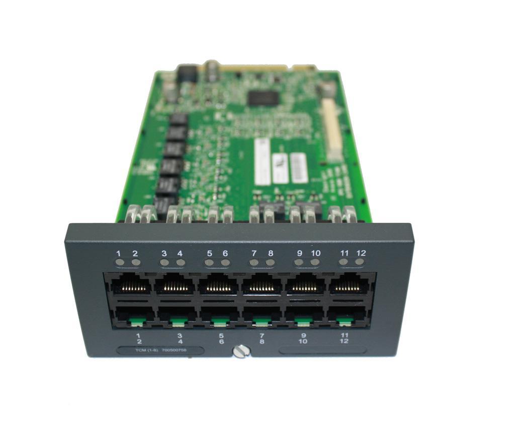 Avaya IP500 V2 TCM Extension Card, NEW