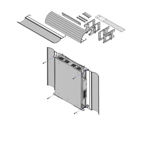 Avaya IP500 Wall Mounting Kit Version 2, NEW