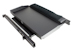 "Great Lakes 19"" 3RU Pivoting Keyboard Tray, 9.5"" Deep"