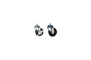 Great Lakes WS Series Casters, (2) Locking & (3) Non-Locking
