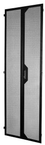"Great Lakes Split Mesh Steel Door for 78""Hx29""W Enclosure"