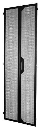"Great Lakes Split Mesh Steel Door for 84""H x 24""W Enclosure"