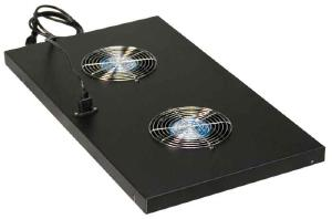 "Great Lakes Air Manager Fan Tray for 24""W Enclosure - 600 CFM"