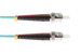 ST-ST 10 Gigabit Multimode Duplex 50/125 Fiber Patch Cable, 3M
