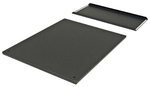 "Great Lakes Solid Bottom/Rear Panels for 24""W Enclosure"
