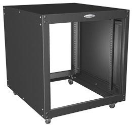 Great Lakes 11U Mini Space-Saver Rack
