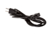 AC Power Cord, 5-15P to C13 Right Angle, 18 AWG, 6'