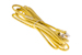 Cisco Ethernet Straight-Through RJ-45 Yellow Cable, 12'