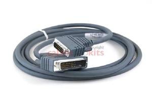 Cisco X.21 Cable, DB15 to DB50 DTE Male, 10', CAB-NPX21T