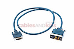 Cisco DB60 to V.35 (Male) DTE Cable, 4', CAB-V35MT