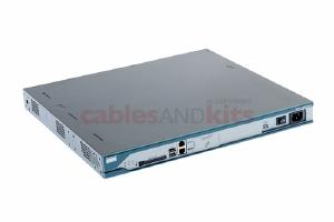 Cisco 2811 Integrated Services Router with Voice Bundle