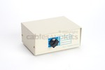 4 to 1 Parallel Printer Switchbox with DB25 Female Ports