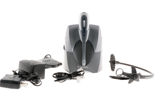 Plantronics CS55 Wireless Headset w/ Handset Lifter, Clearance