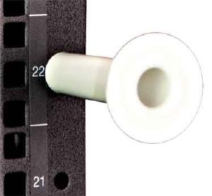 Great Lakes Cable Management Post, Qty 1