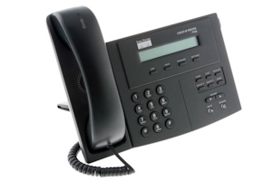 Cisco 7910G+SW One Line Unified IP Phone