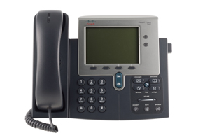 Cisco 7942G Two line Unified IP Phone, NIB