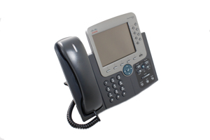 Cisco 7975G Eight Line Color Display Unified IP Phone, NEW