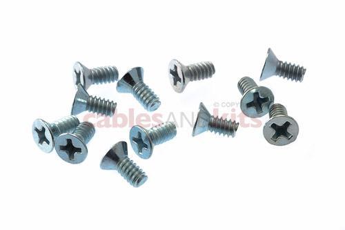 Screws for Cisco 3745/3845 Rack Mount Kit (Qty 12)