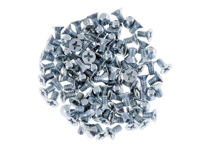 Screws for Cisco 3660/3725 Rack Mount Kits (Qty 100)