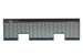 Replacement Faceplate for Cisco 3900 Series Routers