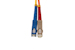 SC to ST Mode Conditioning 50/125 Fiber Patch Cable, 5 Meters