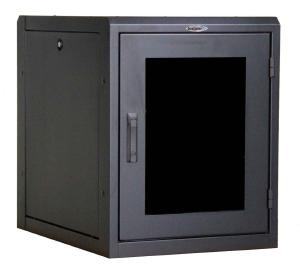 Great Lakes 13U Complete Wall Enclosure w/ TPE-24P Vented Top