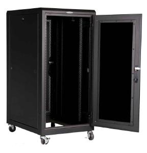 Great Lakes 24U Complete Enclosure with TPE-24F10 Fan Top