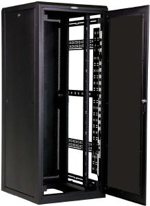 Great Lakes 37U Enclosure 29&quot;W x 32&quot;D with TPE-29F10 Fan Top