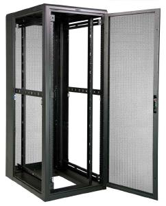 Great Lakes 41U Enclosure with Mesh Contour Front & Rear Doors