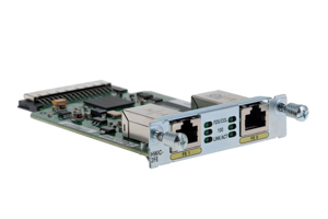 Cisco 2800/3800 Series 2-Port Fast Ethernet Card