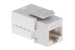 Cat5e RJ45 110 Type Keystone Jack, Gray