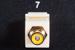 Keystone Snap In Yellow RCA Type F/F Module, Ivory