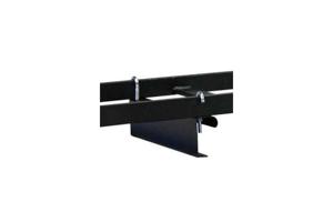 """Great Lakes ES Series Single Ladder Rack Bracket, 12""""W"""